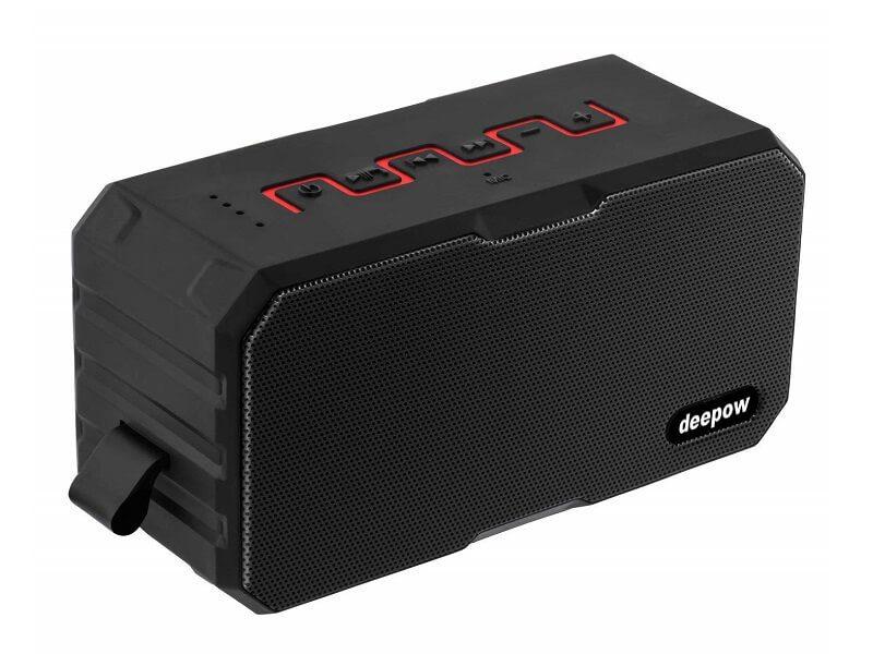 Altavoz Bluetooth IPX7
