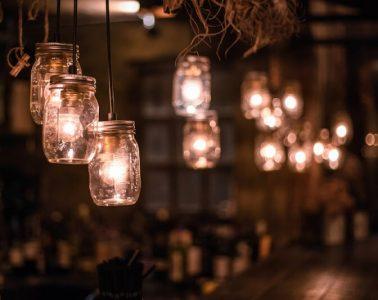 Cómo hacer lámparas caseras originales