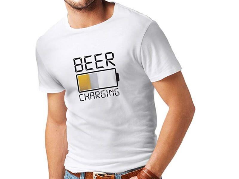 Camiseta para los frikis de la cerveza