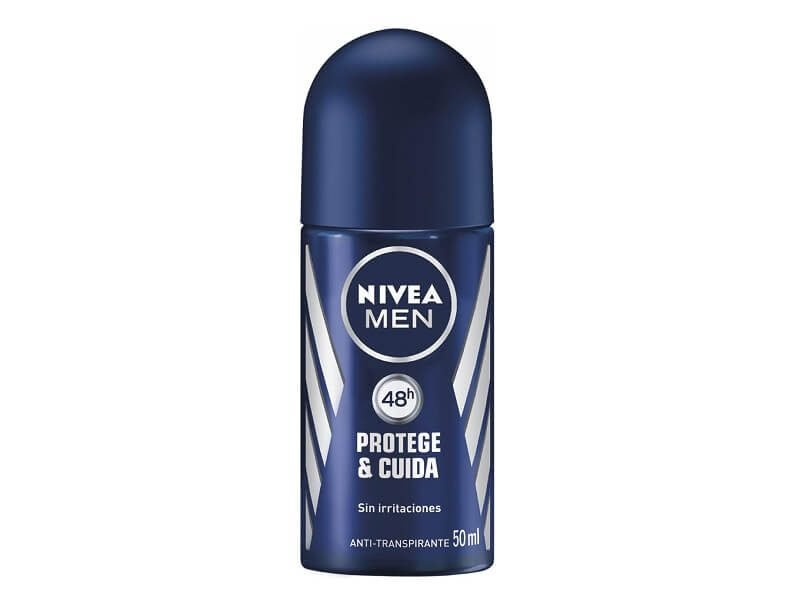 Nivea Men Protege & Cuida Desodorante Roll On