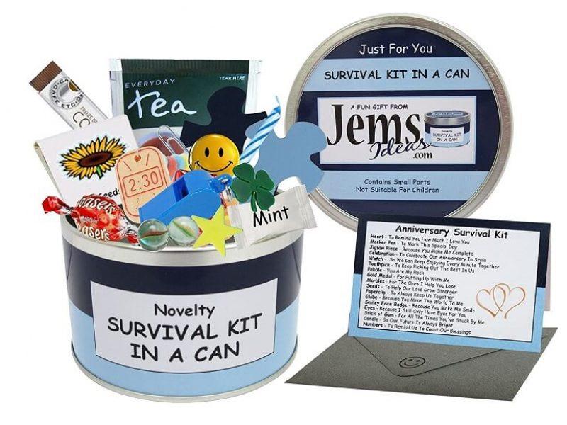Survival Kit Aniversario